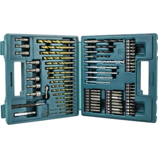 Makita B-49373 Drill Bit & Screwdriver Bit Set 75 Piece