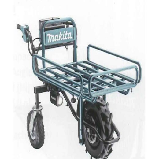Makita DCU180 18v Cordless Wheelbarrow With Pipe Frame 199009-8