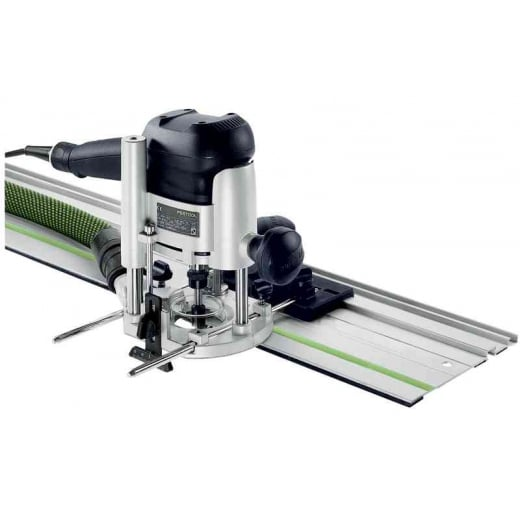 Festool 574377 OF1010EQ-Set Router 110v With Guide Rail