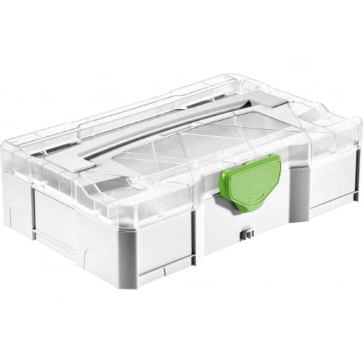 Festool 203813 Mini-Systainer T-Loc Sys-Mini 1 TL TRA