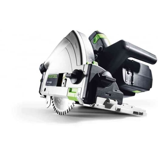 Festool TSC55 Li 5.2 REB Set 18v Cordless Plunge Cut Saw FS1400 Rail GB 201489