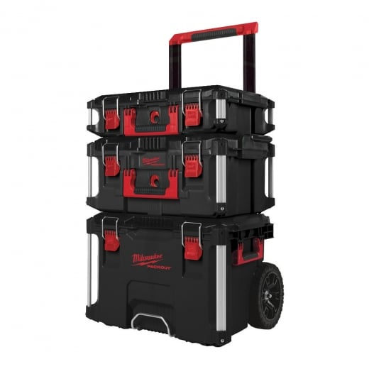Milwaukee 4932464244 Packout Storage System 3 Piece Modular Set