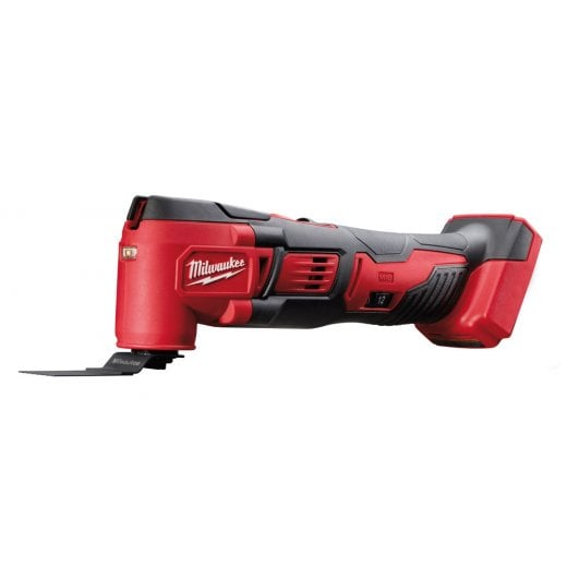 Milwaukee M18BMT-502B 18v Cordless Multi Tool Kit 2 x 5.0ah Batteries Charger + Bag