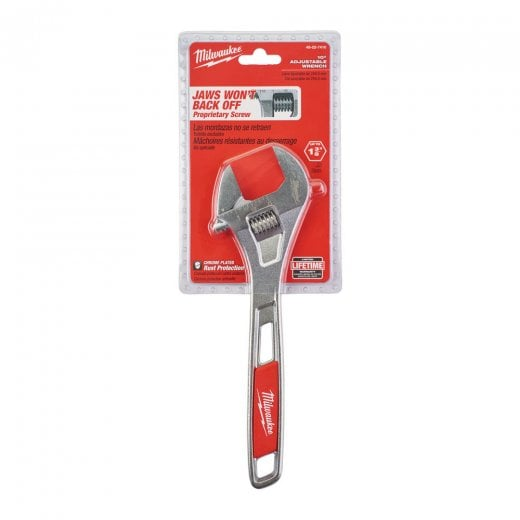 Milwaukee 250mm Adjustable Wrench/Spanner