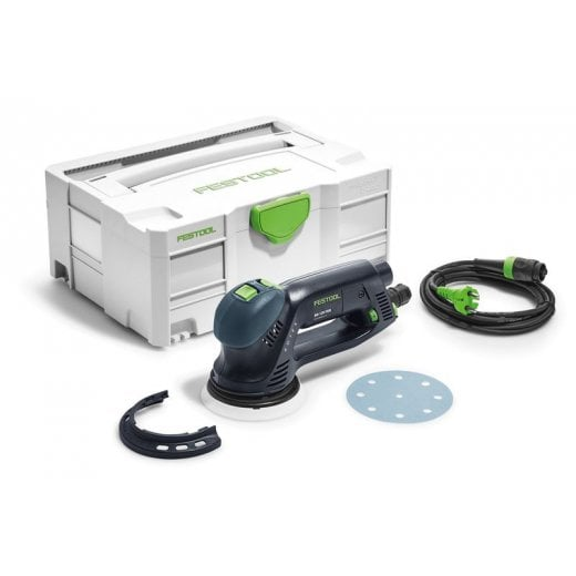 Festool Rotex Geared Sander RO125FEQ PLUS GB sander 240v