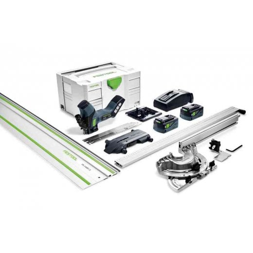 Festool 575593 Insulating-Material Saw ISC 240 Li 5,2 EBI-Set-FS GB