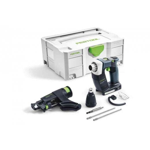 Festool DWC18-2500LI 18v Drywall Screwdriver Body Only SYSTAINER SYS 2 T-LOC 574742