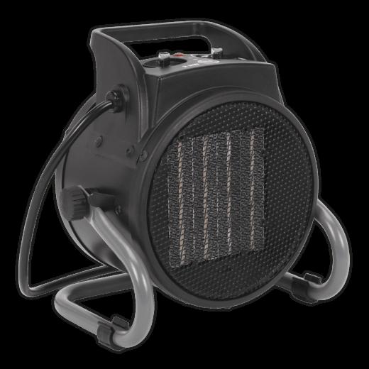 Sealey PEH2001 Industrial PTC Fan Heater 2000w 240v