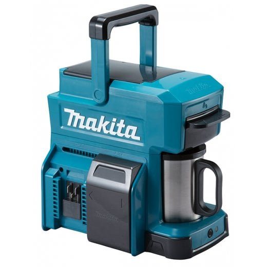 Makita DCM501Z 18v Cordless Coffee Maker Coffee Machine Body Only