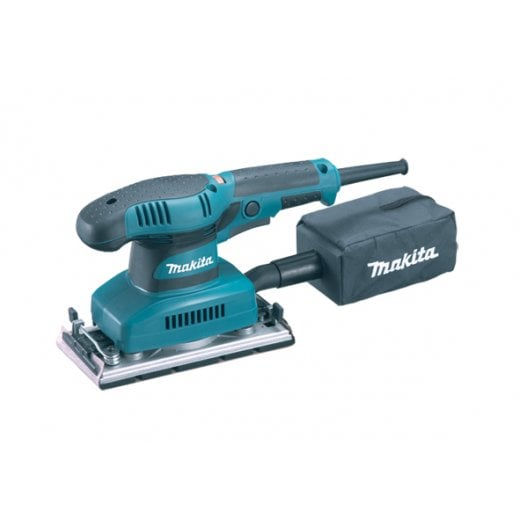 Makita BO3711 1/3 Sheet Finishing Sander 240v