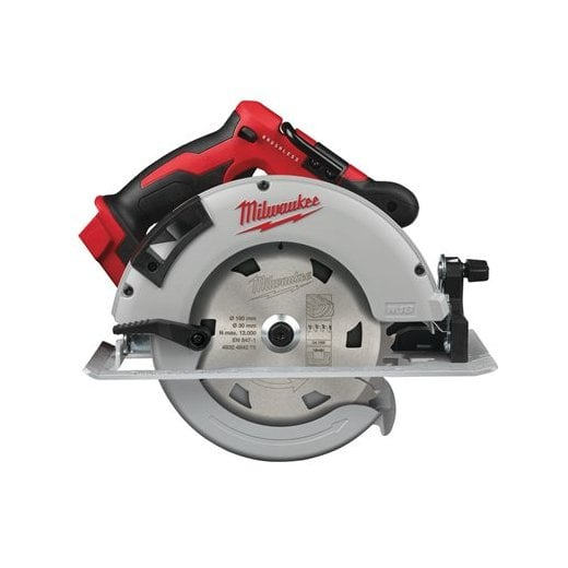 Milwaukee M18BLCS66-0 M18 Brushless 66mm Circular Saw Body Only