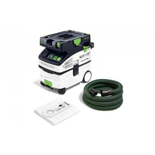 Festool New CTL MIDI I GB 110V CLEANTEC Mobile dust extractor With Bluetooth