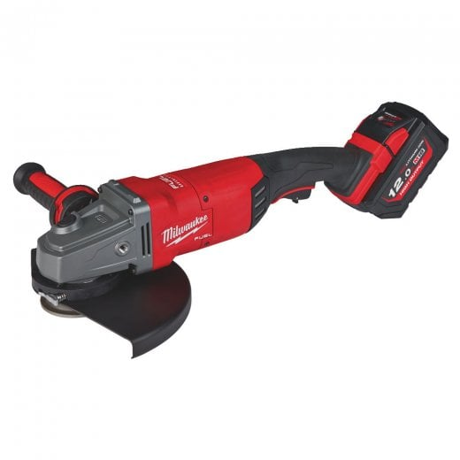 Milwaukee M18FLAG230XPDB-121C 18v Fuel 230mm Angle Grinder With 1 x 12.0Ah Battery