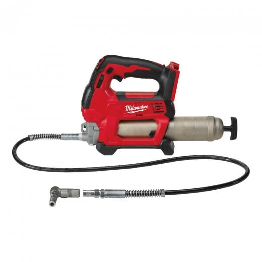 Milwaukee M18GG-0 18v Cordless Grease Gun Bare Unit