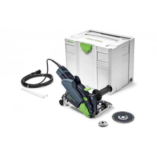 Festool 574807 DSC-AG 125 Plus Diamond Cutting System 240v