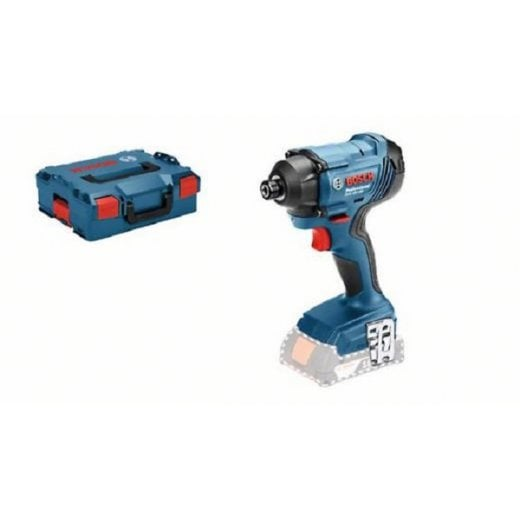 Bosch GDR18V-160 18v Impact Driver Cordless Body Only In L-Boxx (No Battery)