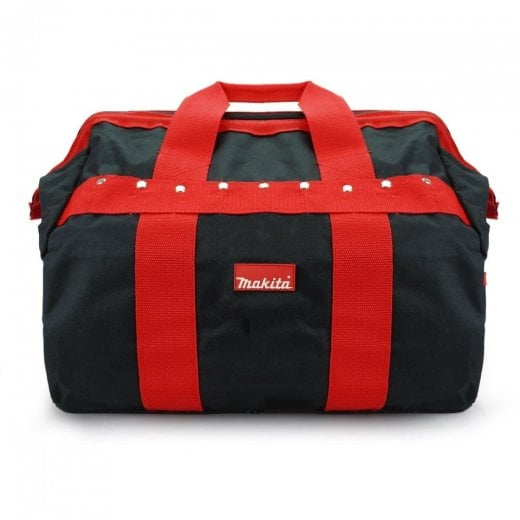 Makita P-46305 Tradesman Toolbag Holdall Black & Red