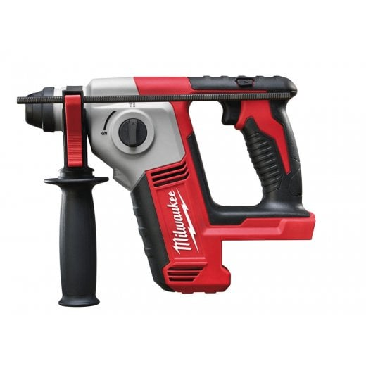 Milwaukee M18BH-0 18v Cordless Sds Hammer Drill Body Only