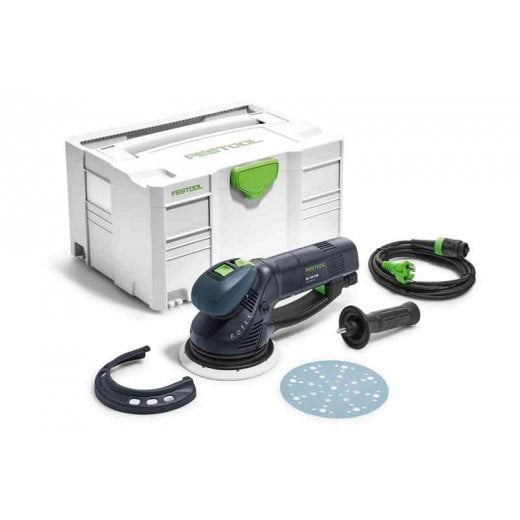 Festool RO150FEQ-Plus Geared Eccentric Rotex Sander 240v 575072