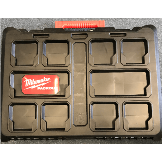 Milwaukee Empty Packout Case