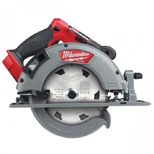 Milwaukee M18FCS66-0 18v Fuel Cordless Circular Saw Body Only