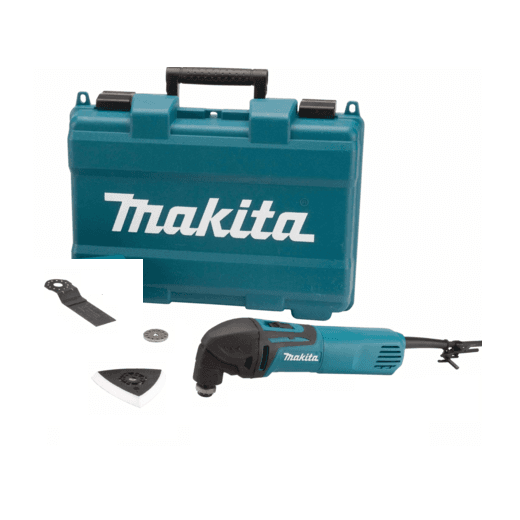 Makita TM3000CX14 Multi Tool With Accessories 240v