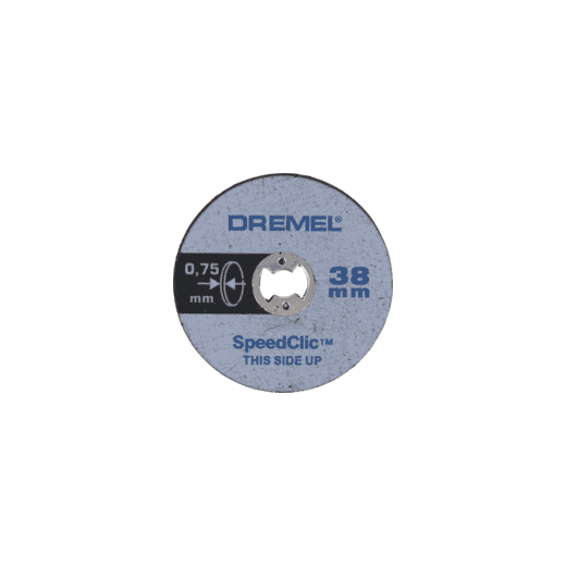 Dremel 2615S409JB SC409 Speedclic Thin Cutting Wheels PK5