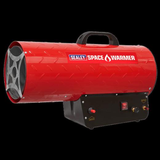 Sealey LP170 Propane Space Heater Space Warmer 102,000-170,000Btu/hr