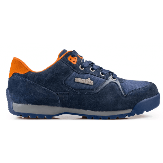 Scruffs Halo 2 Navy Safety Trainers
