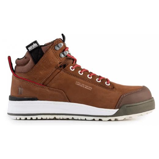 Scruffs Switchback Brown Safety Boot