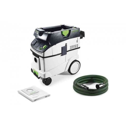 Festool 574968 Cleantec CTL36 E 240v Mobile Dust Extractor