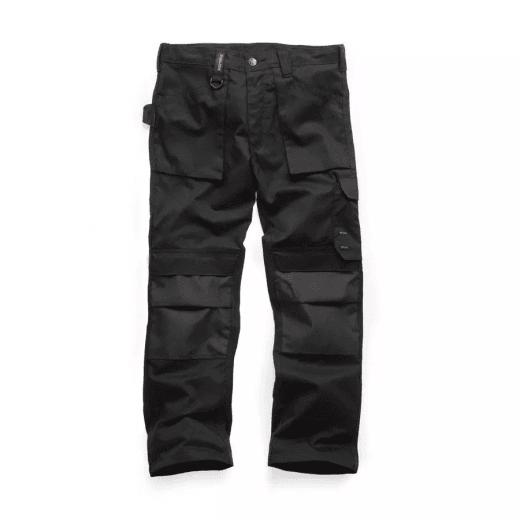 Scruffs Worker Trouser Black