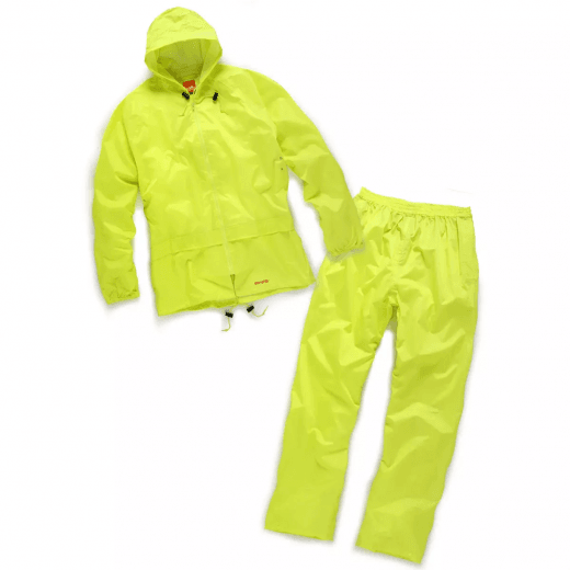 Scruffs 2pc Rainsuit Yellow