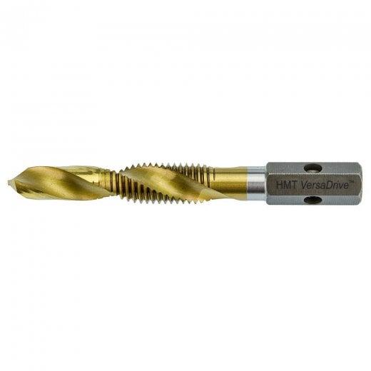 HMT M3 X 0.50 VersaDrive Spiral Flute Metal Combi Drill-Tap