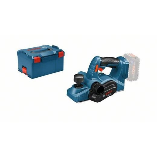 Bosch GHO18V 18v Cordless Planer Body Only with L-BOXX