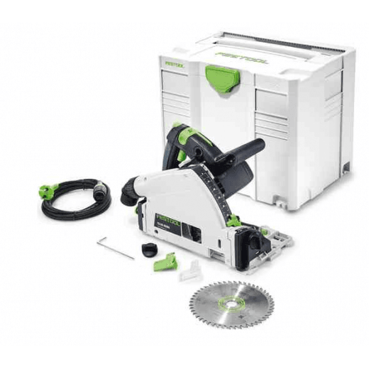 Festool 561584 TS55REQ 110v Circular Saw Machine Only In Systainer