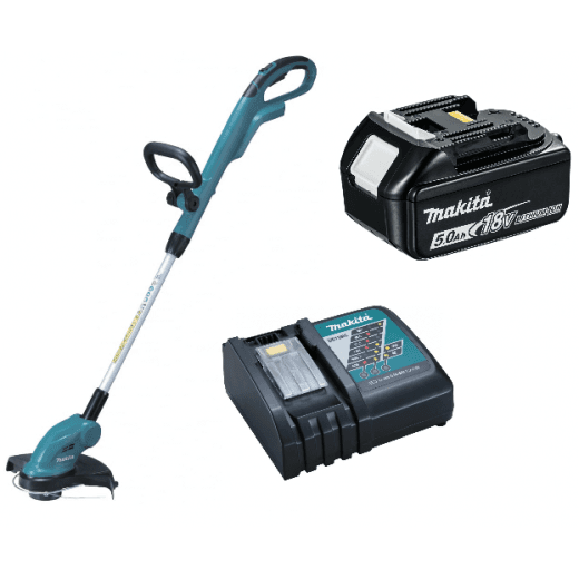 Makita DUR181RT 18v Linetrimmer With BL1850 Battery & Charger