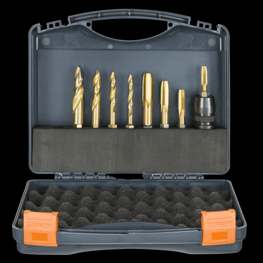HMT 328015-SET1 ImpactaTap & TurboTip Drill Set