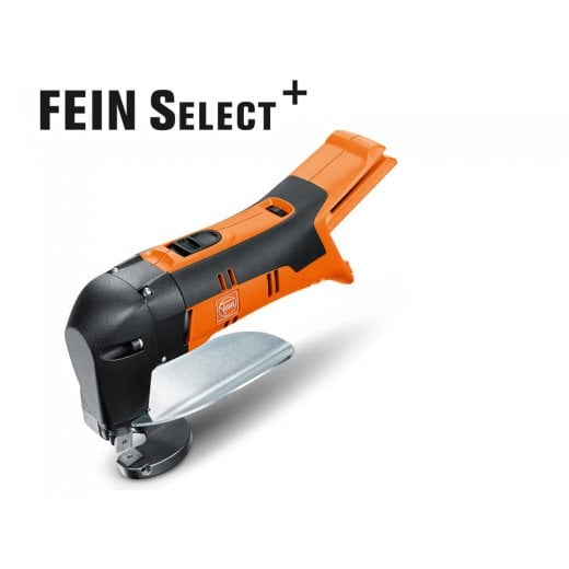 Fein ABLS18 1.6E 18v Cordless Shear Body Only