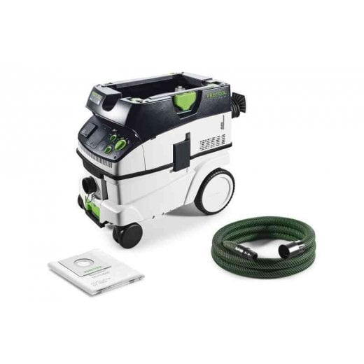 Festool Mobile Dust Extractor Cleantec CTM26 E GB 240v M Class