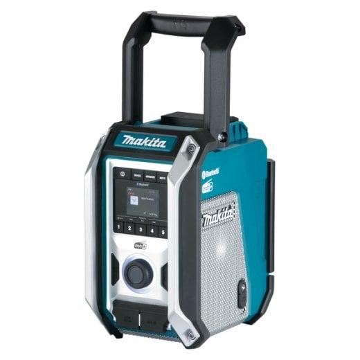 Makita DMR115 Dab/Dab+ With Bluetooth Jobsite Radio