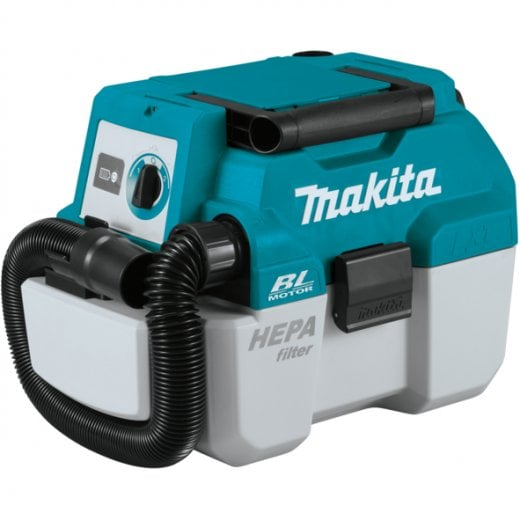Makita DVC750LZ 18V Brushless Vacuum Cleaner Body Only