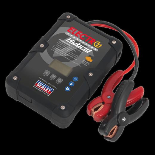 Sealey E/START800HY 800a 12v ElectroStart Hybrid Power Start