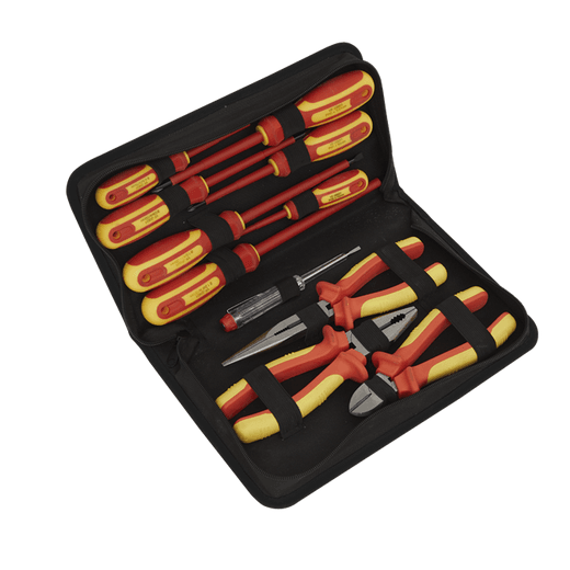 Sealey S01219 Electrical VDE Tool Set 11pc