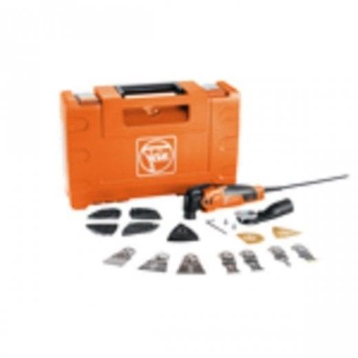 Fein MM500 Multimaster Top Plus Kit 110v 16amp Yellow Plug
