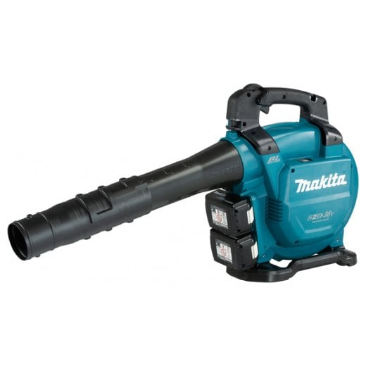 Makita DUB363PG2 Twin 18v Blower With 2 x BL1860 & Charger
