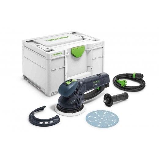 Festool RO150FEQ-PLUS 150mm Rotex Eccentric Sander 240v 3 Pin Uk Plug