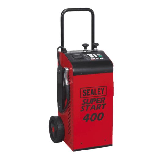 Sealey SUPERSTART400 400A 12/24V Starter/Charger