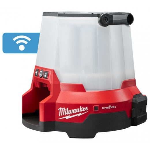 Milwaukee M18ONESLSP-0 18v One Key LED Compact Site Light Body Only