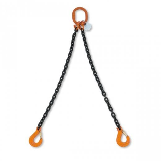 Robur 8092/1 Lifting chains sling, 2 legs grade 8